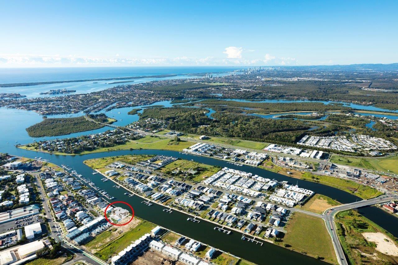 105/37 Sickle Ave, Hope Island QLD 4212, Image 1