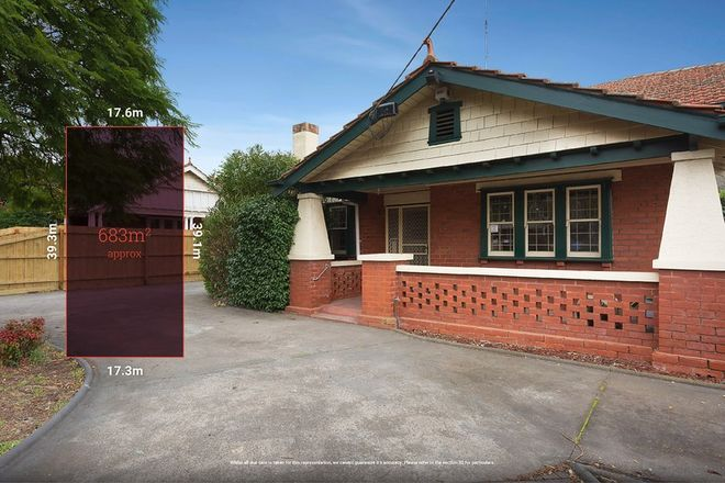 Picture of 278 Buckley Street, ESSENDON VIC 3040