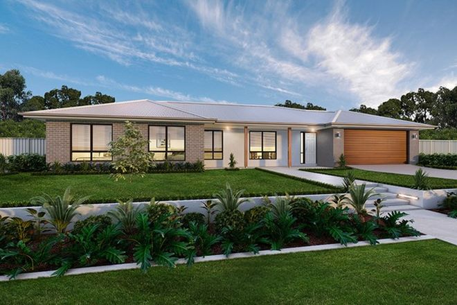"Picture of Lot 5 ""McKenzie Park Greenwattle Street, CRANLEY QLD 4350"