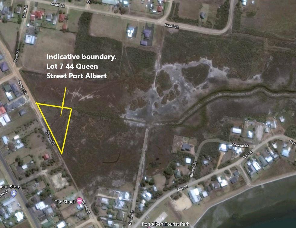 Lot 7 44 QUEEN STREET, Port Albert VIC 3971, Image 1