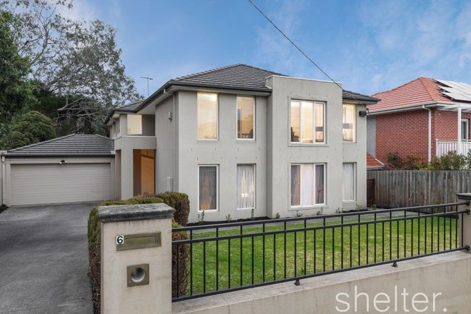 Picture of 6 Lucerne Street, ASHBURTON VIC 3147