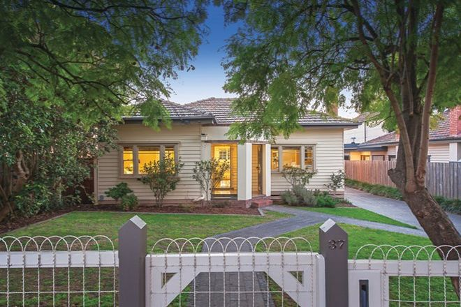 Picture of 37 Irymple Avenue, KEW EAST VIC 3102