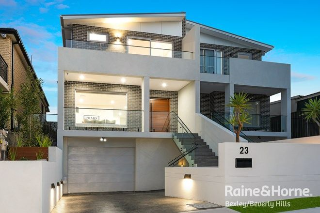 Picture of 23 Abercorn Street, BEXLEY NSW 2207