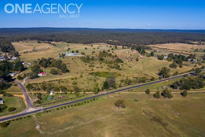 Picture of lot 1 & 2 Pitfield Scarsdale Road, SCARSDALE VIC 3351