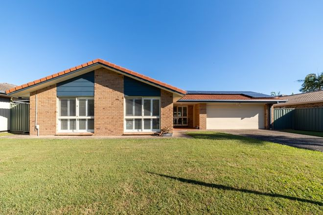 Picture of 40 Grebe Place, BURLEIGH WATERS QLD 4220
