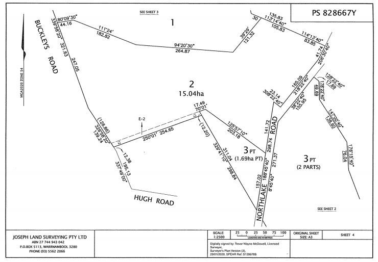 Lots 1, 2, 3 Buckleys Road, Allansford VIC 3277, Image 1