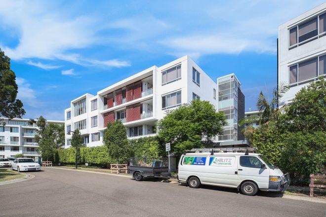 Picture of D301/6 Latham Terrace, NEWINGTON NSW 2127