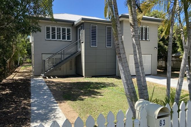 Picture of 63 Armstrong St, HERMIT PARK QLD 4812