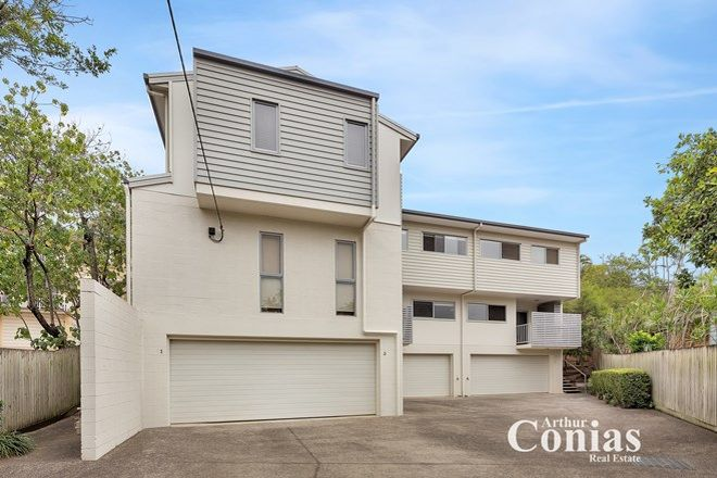 Picture of Unit 2/38 Lemnos St, RED HILL QLD 4059