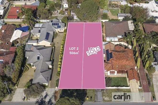 Picture of Lot 2 82 Lamond Street, ALFRED COVE WA 6154