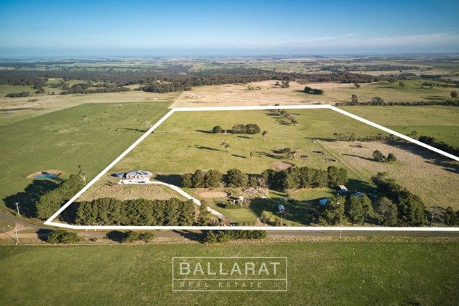Picture of 180 Happy Valley Road, LINTON VIC 3360