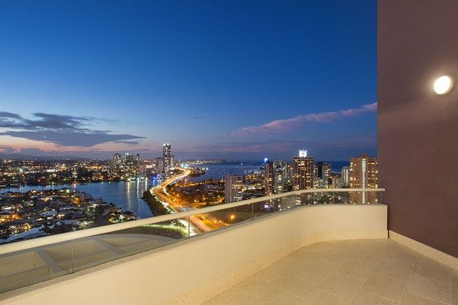 Picture of 178/12 Commodore Drive, SURFERS PARADISE QLD 4217