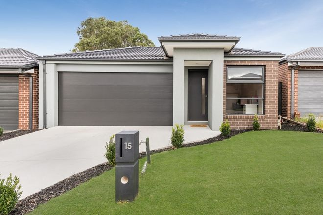 Picture of 15 Marwick Street, CARRUM DOWNS VIC 3201