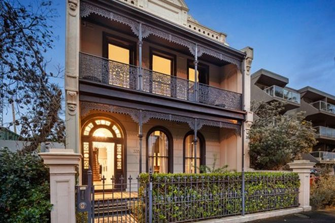 Picture of 335 Beaconsfield Parade, ST KILDA WEST VIC 3182