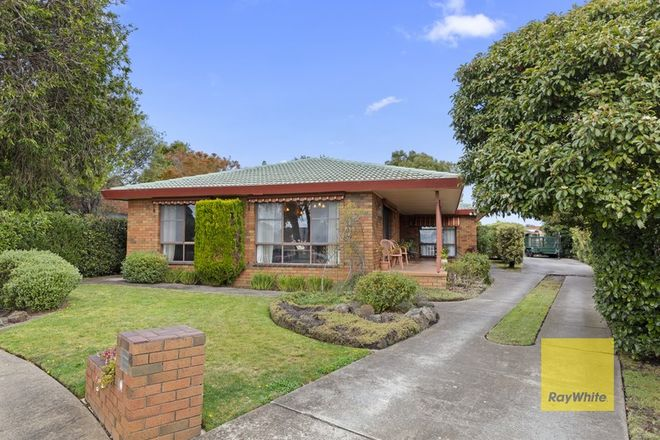 Picture of 4 Vermeer Court, GROVEDALE VIC 3216