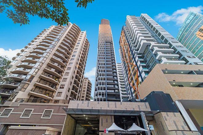Picture of 3501/11 Hassall Street, PARRAMATTA NSW 2150