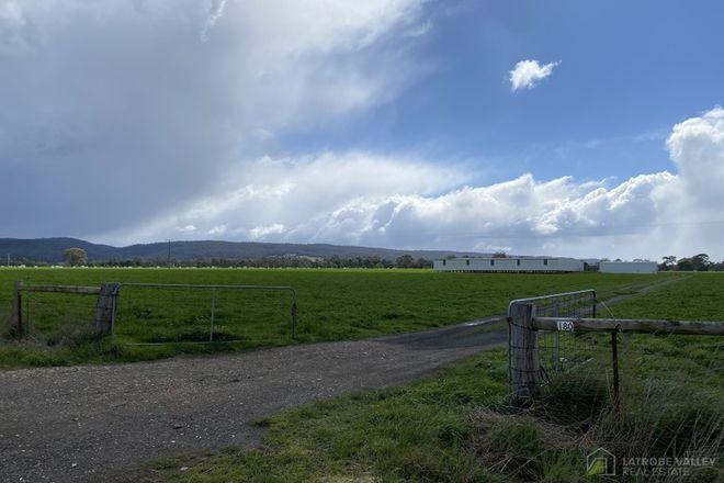 Picture of 180 Afflecks Road, TOONGABBIE VIC 3856