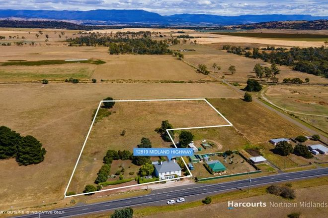 Picture of 12819 Midland Highway, CLEVELAND TAS 7211