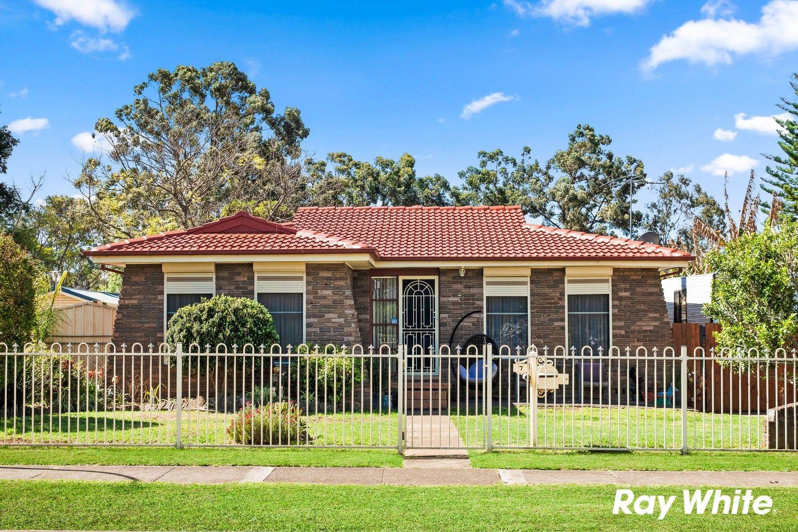 7 Fuchsia Crescent, Quakers Hill NSW 2763, Image 0