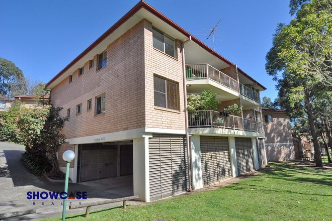 Picture of 17/8-12 Freeman Pl, CARLINGFORD NSW 2118
