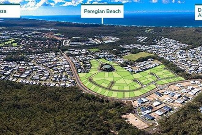 Picture of Lot 2511 The Address, PEREGIAN SPRINGS QLD 4573