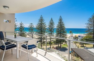 Picture of 703/192 Marine  Parade, Rainbow Bay QLD 4225