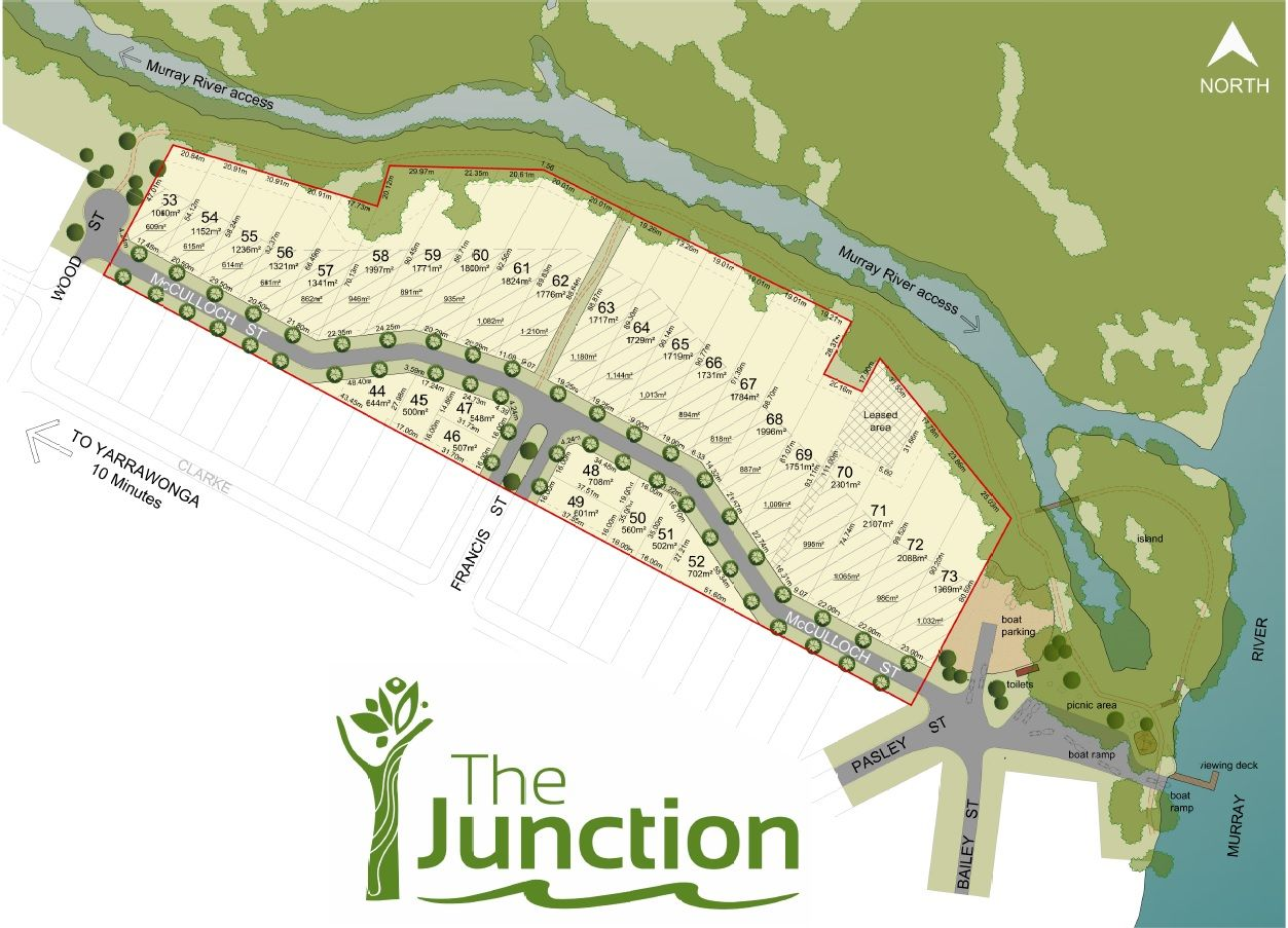 Lot 57 The Junction Estate, Bundalong VIC 3730, Image 1