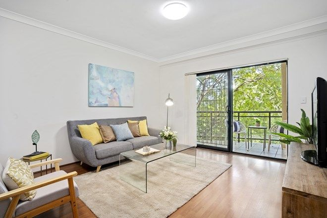 Picture of 15/1-9 Mt Pleasant Avenue, BURWOOD NSW 2134