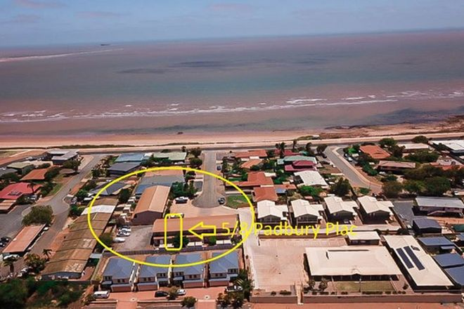 Picture of 5/8 Padbury Place, PORT HEDLAND WA 6721
