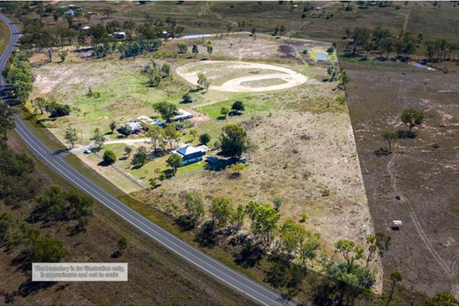 Picture of 626 Gavial Gracemere Road, GRACEMERE QLD 4702
