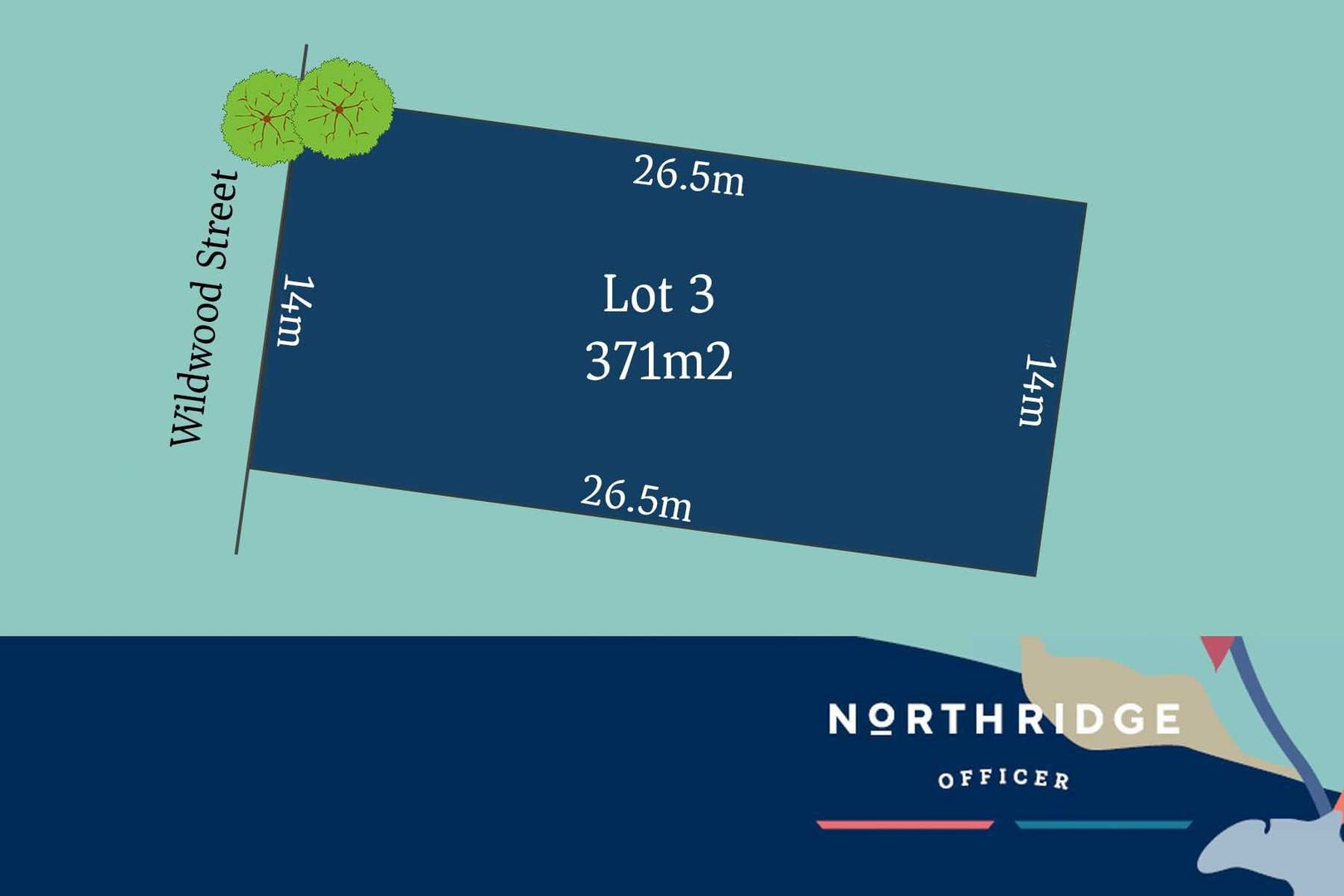 Lot 3/5 Wildwood Street, Officer VIC 3809, Image 0