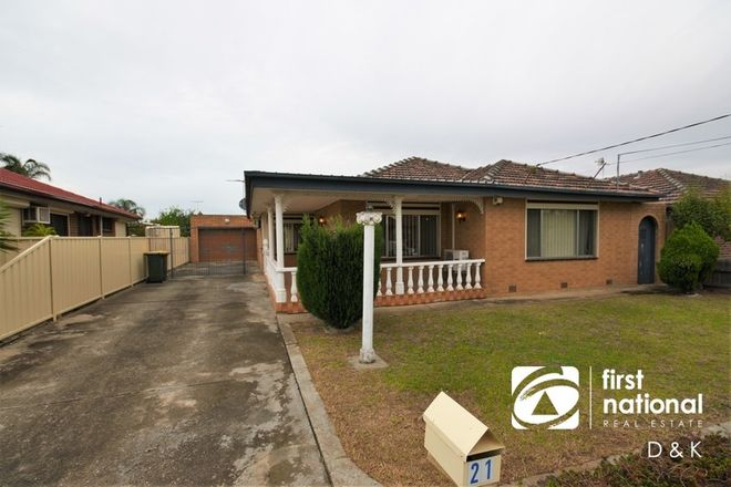 Picture of 21 Skipton Street, ST ALBANS VIC 3021