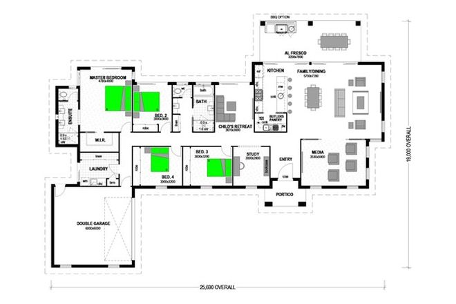 Picture of Lot 20 Currajong Circuit   SPRINGBROOK, DELANEYS CREEK QLD 4514