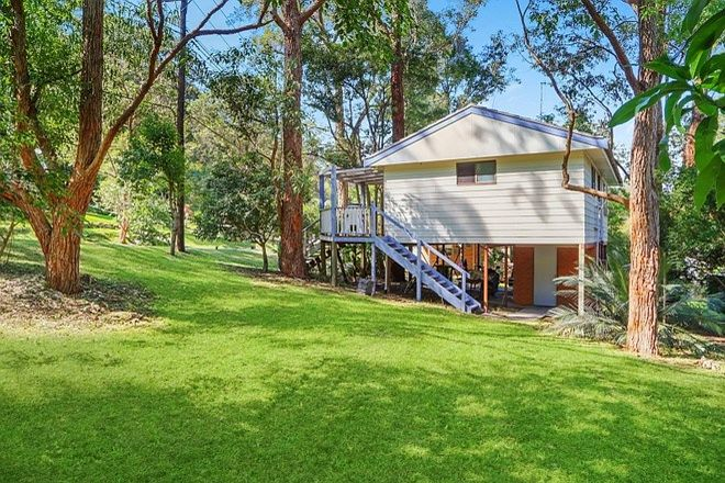 Picture of 24 Garnet Road, PEARL BEACH NSW 2256