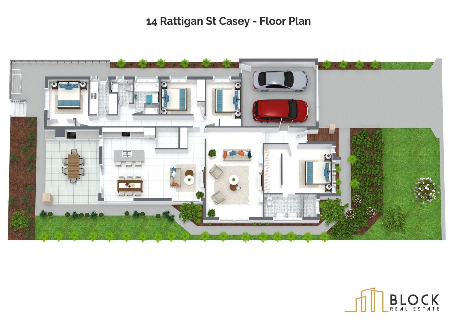14 Rattigan Street, Casey ACT 2913, Image 1