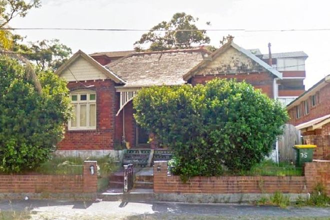 Picture of 35 Harbourne Road, KINGSFORD NSW 2032