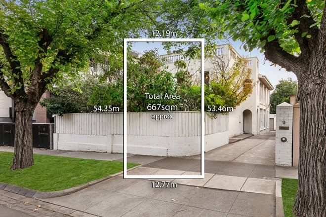 Picture of 3 Irving Road, TOORAK VIC 3142