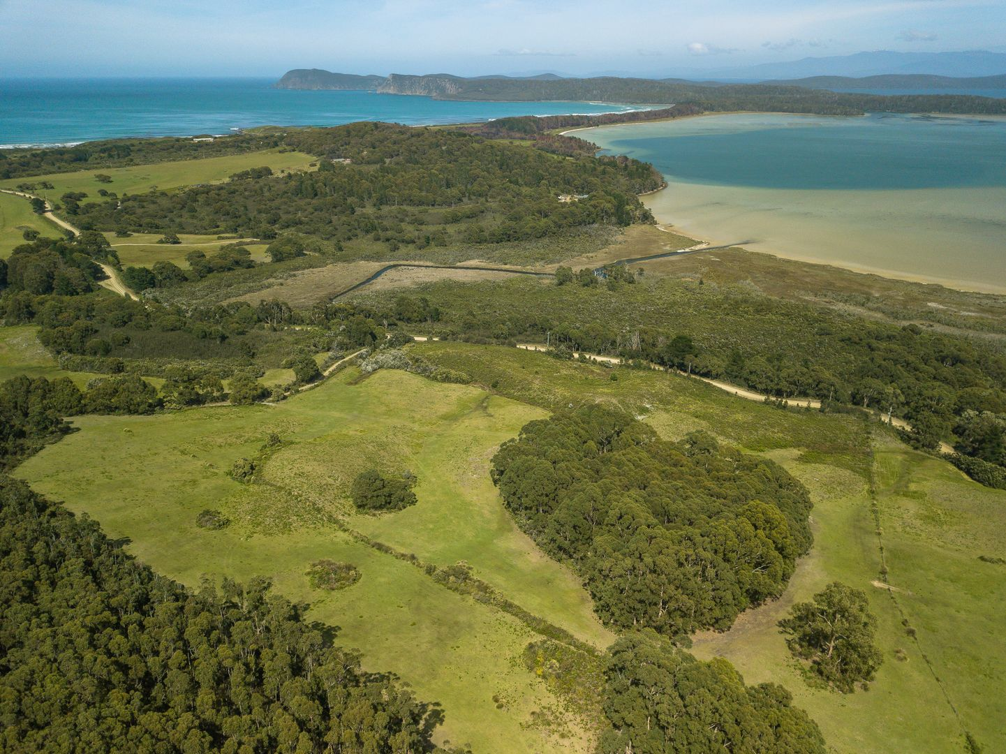 Lot 2/777 Cloudy Bay Road, South Bruny TAS 7150, Image 0