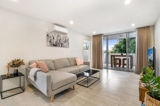 Picture of 205/62 Primrose Street, SHERWOOD QLD 4075