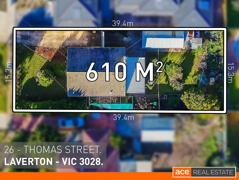 26 Thomas Street, Laverton VIC 3028, Image 2