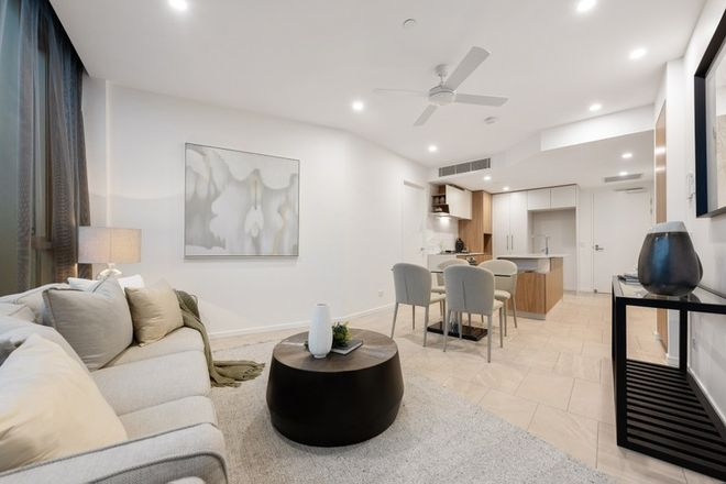 Picture of 410/25 Shafston Ave, KANGAROO POINT QLD 4169