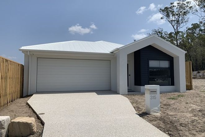Picture of 315 TALLAGANDRA ROAD, HOLMVIEW, QLD 4207