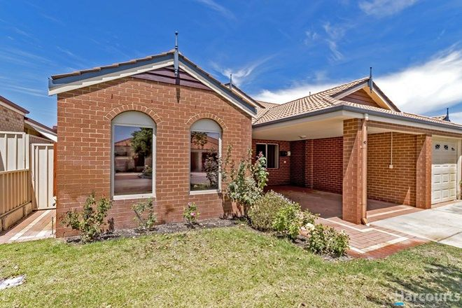 Picture of Villa 40/41 Geographe Way, THORNLIE WA 6108