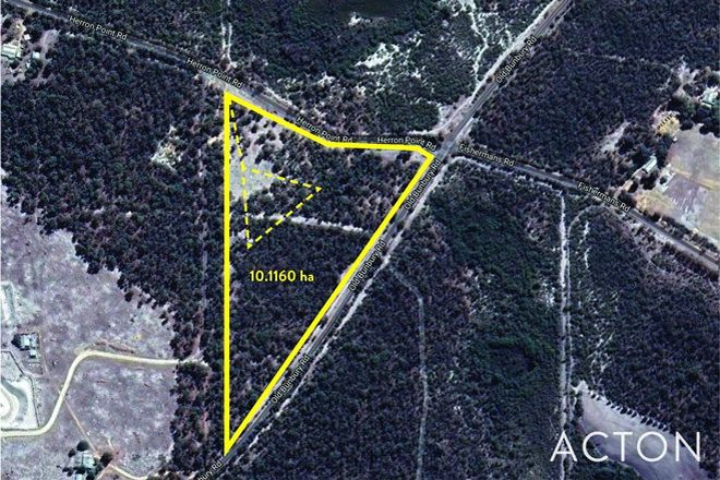 Picture of Lot 502 Herron Point Road, WEST COOLUP WA 6214