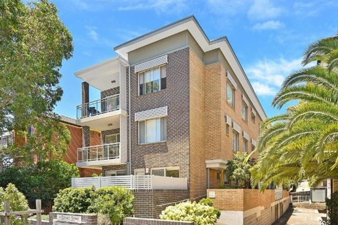 Picture of 9/4 Edward Street, RYDE NSW 2112