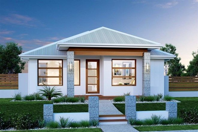 Picture of Lot 363 The Grange, Greater Ascot, SHAW QLD 4818