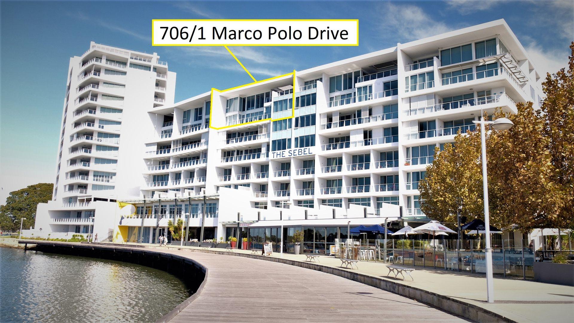 706/1 Marco Polo Drive, Mandurah WA 6210, Image 0