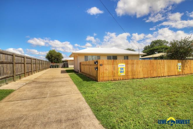 Picture of 31 Maria Street, RASMUSSEN QLD 4815