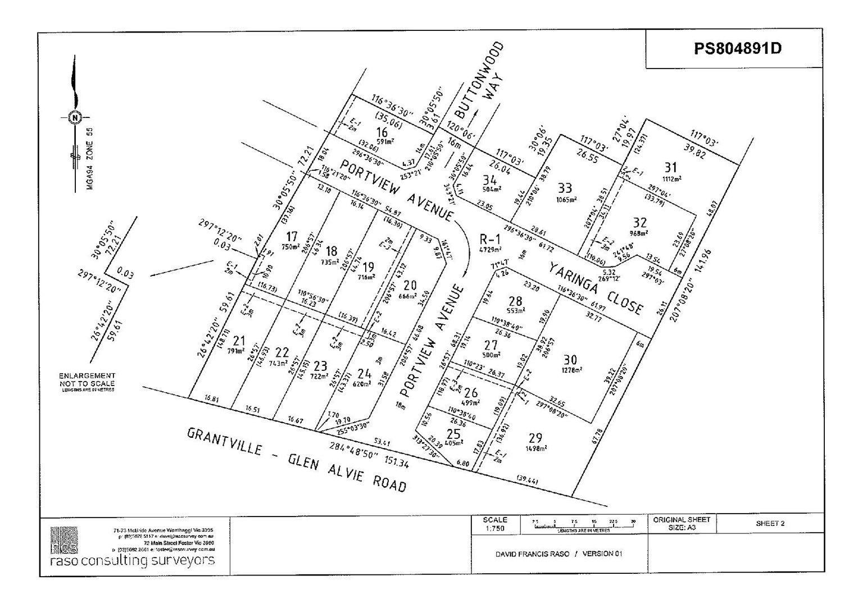 Lot 33 Yaringa Close, Grantville VIC 3984, Image 0