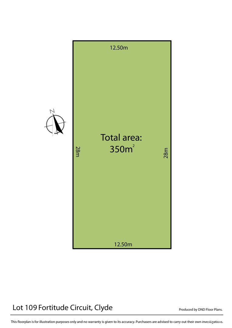 5 (Lot 109) Fortitude Circuit, Clyde VIC 3978, Image 0